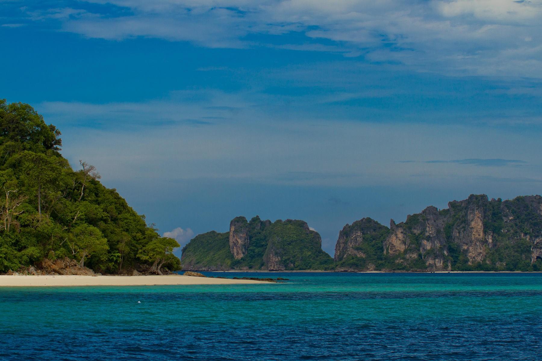 Krabi Tour From Phi Phi