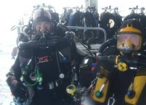 Technical Diving Courses onboard MV Giamani